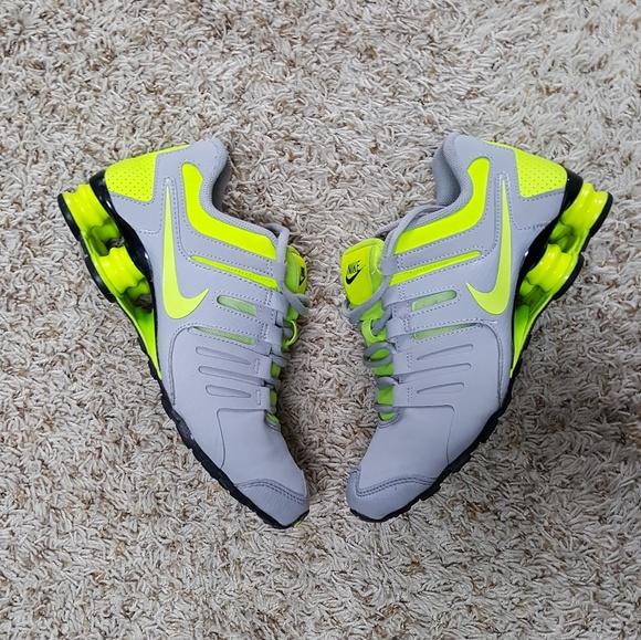 Nike Shox NZ Running Shoe
